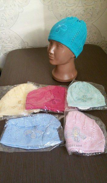 Шикарные шапочки Raster  46-48, 50-52