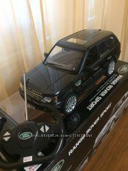Новый джип Range Rover на радиоуправлении