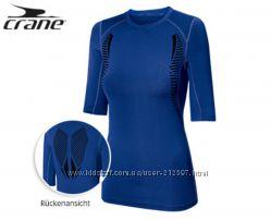 Новая  женская футболка для спорта и отдыха 42-44. Crane. Германия