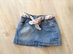 Продам юбки для девочки 5-6 лет