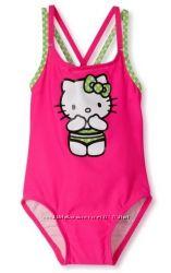 Яркий купальник для вашей малышки Hello kitty оригинал из США