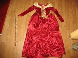 Нарядные, карнавальные платья от Disney  5-10 лет прокат