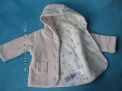 Новая нежнейшая кофточка Marks&Spencer для новорожденной девочки 50р