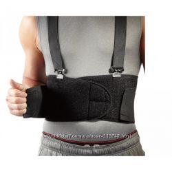 Послеродовой корсет для спины с подтяжками и стальными вставками