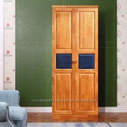 Шкаф из натурального дерева Mobler. Серия premium-2