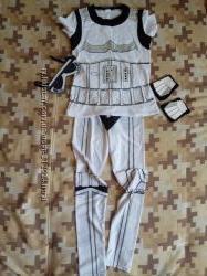 Костюм STAR WARS STORTROOMER звёздные войны штурмовик для девушки EUR 38
