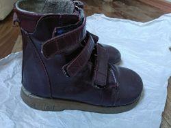 Ортопедические ботинки деми Ortofoot ортофут 18 см