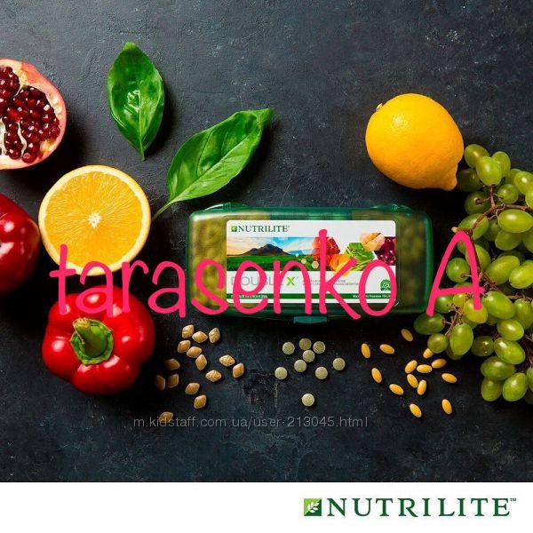 Поливитаминная мультиминеральная  фитопитательная добавка NutriliteDouble X