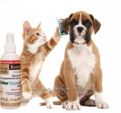 OdorGone Animal Gold - нейтрализатор неприятных запахов от животных
