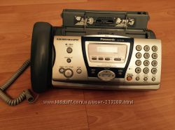Телефон - факс Panasonic KX-FP148