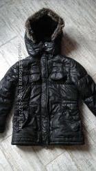 курточка зима на 5 - 6 лет
