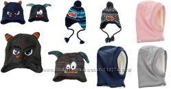 Зимние шапочки Topolino в ассортименте