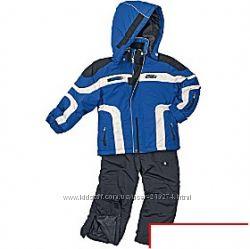 Термо комбинезон немецкой фирмы KINDERBUTT-blau