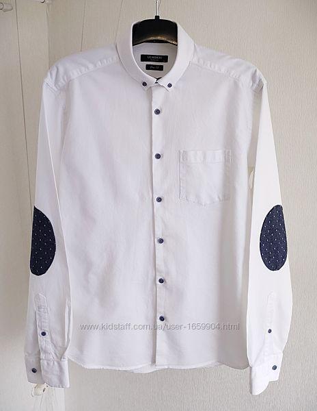 Мужская рубашка зауженного кроя  LC Waikiki