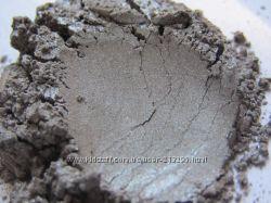 Минеральные тени для век Серебряная пыль