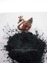 Угольно черные минеральные тени Инферно.