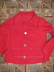 Стильный пиджак Gloria Jeans, рост 92