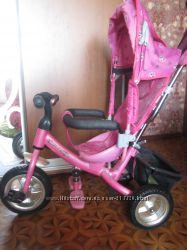 Детский 3-х колесный велосипед Azimut Trike