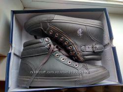 Женские высокие кроссовки ботинки  us polo