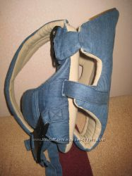 Рюкзак-кенгурушка Brevi на одно плечо