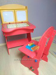 Стіл дитячий зі стільцем