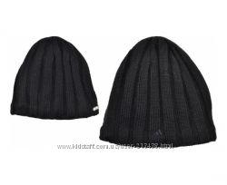 Зимняя женская шапка от Adidas, два цвета. Оригинал. Низкая цена.