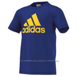 Детская футболка Adidas Logo, 152 рост , оригинал.