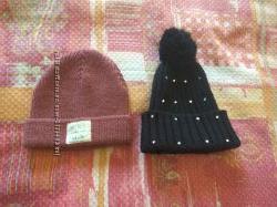 Демисезонные шапки 6-8 лет