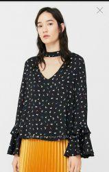 Оригинальная блузка Mango
