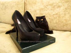 Кожаные туфли Mia Limited edition.