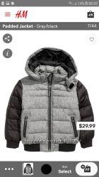 Куртка H&M 67лет на мальчика