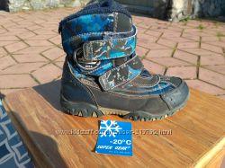 Ботинки зимние с мембраной Super Gear