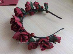Цветы из фоамирана , отличный подарок