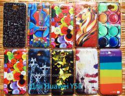 Чехол жесткий  для Huawei Y5 II