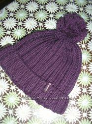 Новая  теплая шапка Esprit на флисе