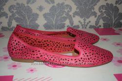 лоферы Bershka shoes