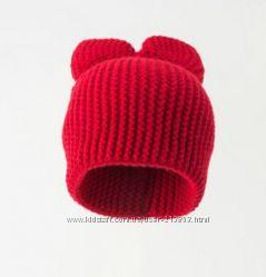 Крутая вязанная шапка