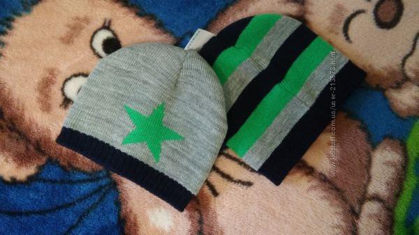 Продам новые деми шапочки Primark на 12-24мес.