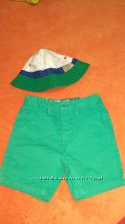 Новые шорты Next 1. 5-2года