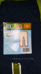 Новые термо штаны фирмы Lupilu 92р.
