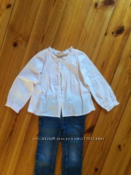 Стильная блуза, тм Chicco