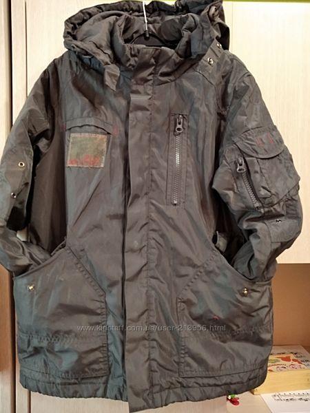 Демисезонная куртка snowimage 134-140