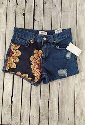 Женские джинсовые шорты Mango