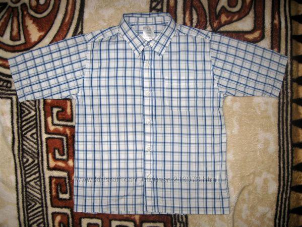 Рубашка, тениска на мальчика 7-10 лет