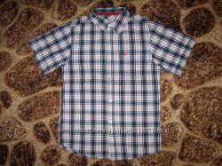 Рубашка  без рукав для мальчика 11-13 лет, 100 котон