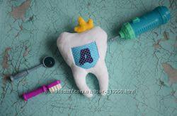 Зуб-карман для Зубной Феи