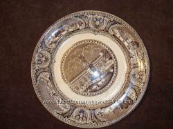 Декоративная тарелка Памятник графу Воронцову в Одессе
