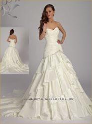 Брендовое свадебное платье Liza Donetti