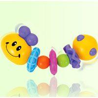 Развивающая игрушка Изгибающаяся гусеница Bkids 73683  Подробнее http