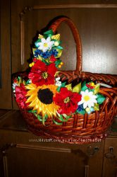 Декор пасхальной корзины